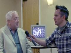 David Pleasance interview