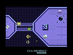 Delta Run - C64