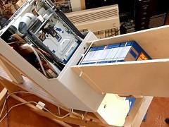 Amiga diskette archiving