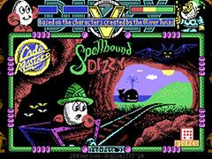 Dizzy V - Spellbound Dizzy - Plus/4