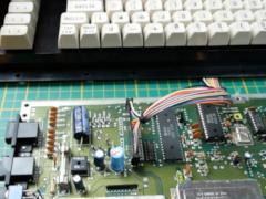 Doktor64 - C64 Tastaturreparatur