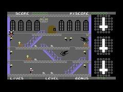 Dracula's Castle - C64