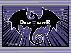 Dragonaker - C64