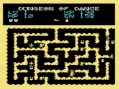 Dungeon of Dance - VIC20
