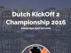Niederländische KickOff 2 Meisterschaft 2016