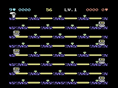 Endless Forms Most Beautiful - C64