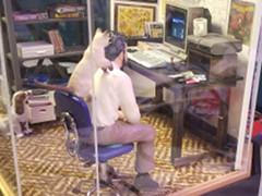 Commodore C128 - Diorama
