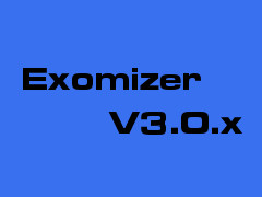 Exomizer - 3.0.0