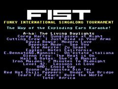 FIST - C64
