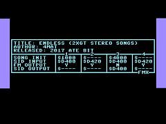 FMX V1.0 - C64