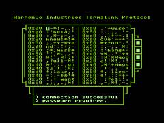 Fallout Hacker - C64