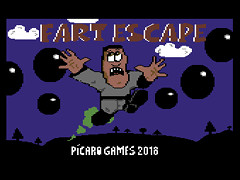 Fart Escape - C64