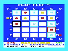 Flip Flop 4 - VIC20