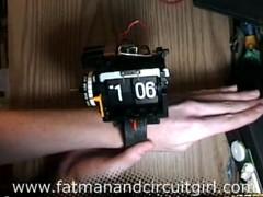 FatMan and Circuit Girl