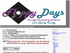 Floppy Days - Podcast #75