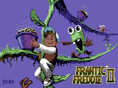 Frantic Freddie II - C64