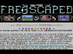 Freescaped - Plus/4