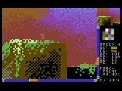 FunkPaint 0.45a - C64