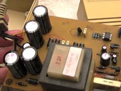 GadgetUK164 - naprawa zasilacza Amiga