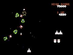 Galaga - C64