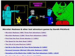 Textadventures - C64