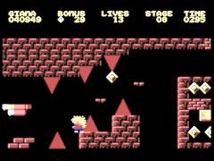 Giana Adventure 3 - C64