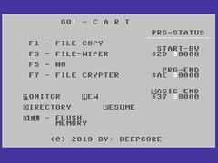 Go! Cart - C64