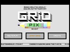 Grid Pix Advent - C64