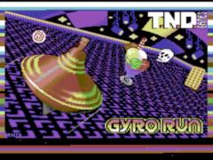 Gyro Run - C64