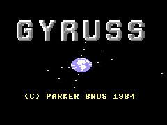 C64 High-Score Challenge: Gyruss
