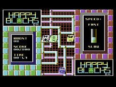 Happy Blocks DX - C64