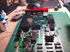 Har Ak - VIC20 voltage regulator