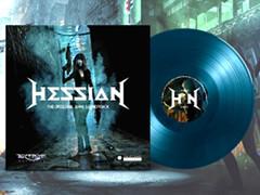 Hessian: C64 game Musik auf Vinyl