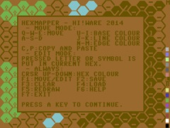 Hexmapper - C128