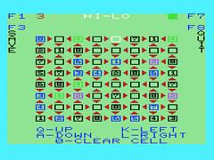 HI-LO - VIC20