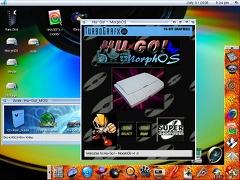 Hu-Go! v1.5 - MorphOS