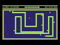 Hungry Snake - C64
