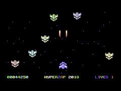 Hyperzap - C64