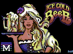 Ice Cold Beer - C64