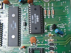 Iz8dwf - Commodore C64 & PET 2001 reparatie