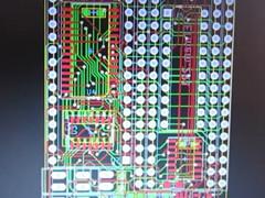 Iz8dwf - PET RAM/ROM Platine