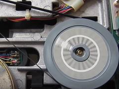 Commodore disk drive repair