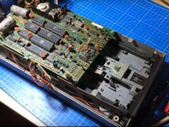 1541 disk drive repair - Jan Beta