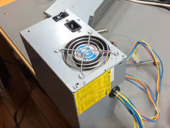 Jan Beta - Amiga 2000 cooling fan