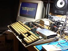 Amiga 500 repair - Jan Beta