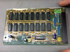 Jan Beta - Amiga A501 repair