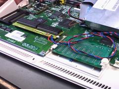 Jan Beta - A600 RetroBrite & CF2IDE