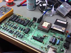 Jan Beta - C64 Reparatur