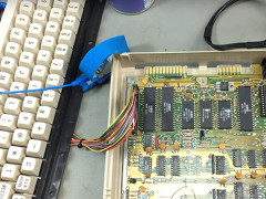 Jan Beta - C64c Reparatur