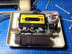 Datassette repair - Jan Beta